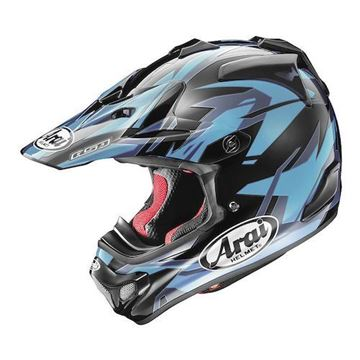 Picture of Arai helm dazzle blue