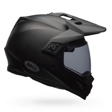 Picture of HELMET BELL MX-9 ADV MIPS ADVENTURE MATTE BLACK  XS t/m XXL