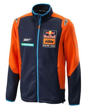 Picture of TEAM SOFTHSELL JACKET//3PW1852303//Size//XS t/m XXL
