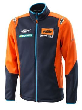 Picture of REPLICA TEAM SOFTSHELL JACKET//3PW1851201//Size//XS t/m XXXL