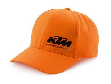 Picture of RACING ORANGE CAP//3PW1775300//Size//