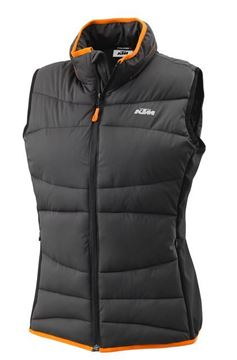 Picture of GIRLS PADDED VEST//3PW1781201//Size//XS t/m XL