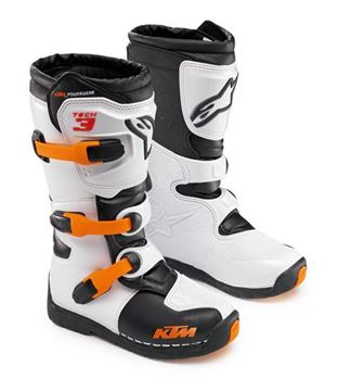 Picture of TECH 3S KIDS MX BOOTS//3PW1190805//Size//