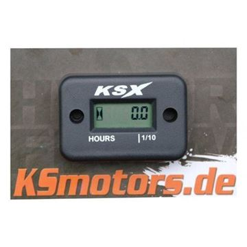 Picture of KSX HOURMETER WITH WIRE//19021275