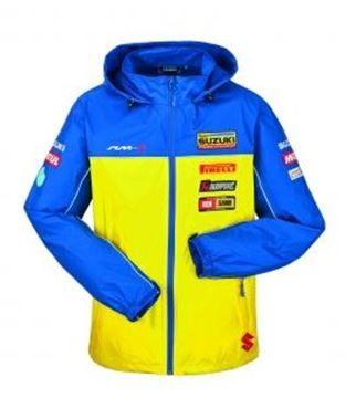 Picture of MXGP Team windbreaker Suzuki
