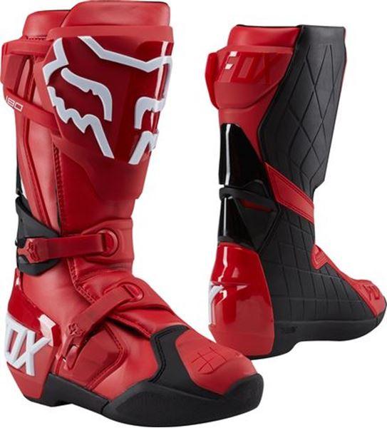 Afbeelding van Fox 180 Laarzen rood