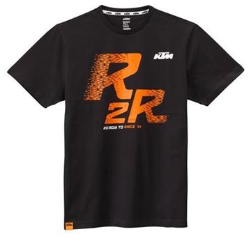Picture of R2R TEE BLACK