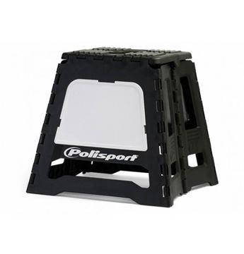 Afbeeldingen van Polisport Moto Stand Foldable MX Black/White