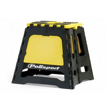 Afbeeldingen van Polisport Moto Stand Foldable MX Yellow