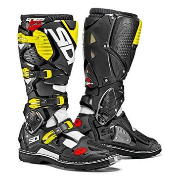 Picture of Sidi crossfire 3  -  White Black Yellow