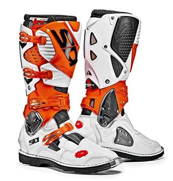 Picture of Sidi crossfire 3  -   White Orange