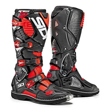 Picture of Sidi crossfire 3 - Black fluo Red