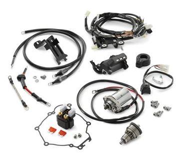 Afbeeldingen van ktm50412945044//E-starter kit//125 XC-W 17-18