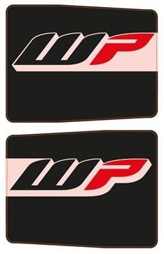 Afbeeldingen van ktm52000092//Protective fork sticker set//All USD forks Ø 48 mm (A)