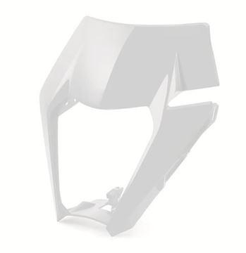 Afbeeldingen van ktm7210800100028//Headlight mask//FREERIDE 250 F 18,FREERIDE E-XC 18