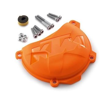 Afbeeldingen van ktm7753099400004//Clutch cover protection//FREERIDE 350 -17