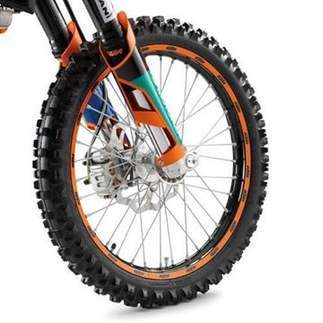 Afbeeldingen van ktm78009099000//Wheel trim ring sticker kit//FREERIDE 250 R -17FREERIDE 250 F 18FREERIDE 350 -17FREERIDE E-SX/E-XC