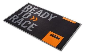 Picture of ktm79012906100//Service pit mat//