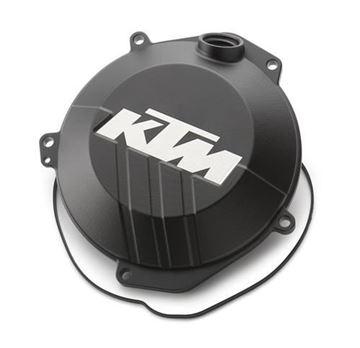 Afbeeldingen van ktm79230926044//Outer clutch cover//FREERIDE 250 F 18