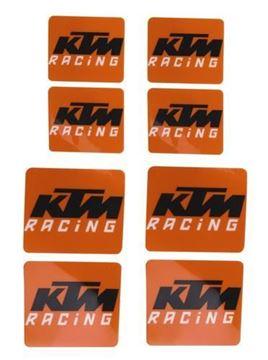 Afbeeldingen van ktmU6951087//Hub stickers kit//