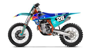 Picture of Full plastic kits KTM SX/SXF 16-18 - Teal <> AC 0021741.133