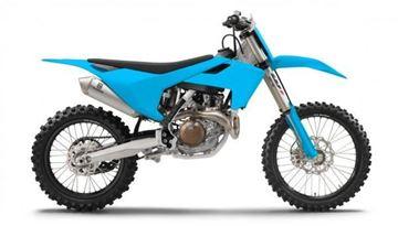Picture of Full plastic kit Husqvarna TC/FC 16-18 (NO TC 250 16) - Light blue <> AC 0021831.041