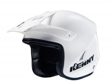 Picture of Trial helm 2018  - White -  151-0404032-0057