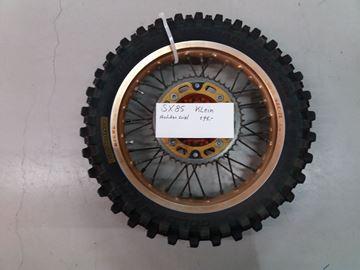 Picture of gebruikt SX85 klein achterwiel