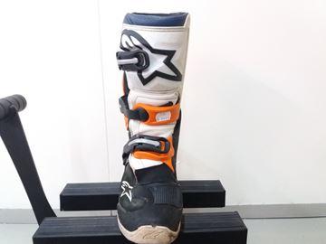Picture of Gebruikte Tech 7 alpinestar laarzen maat: 37