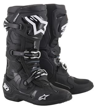 Picture of Alpinestar TECH10 BOOTS 2019 - Black