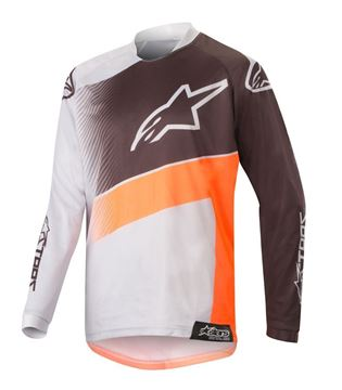 Picture of Alpinestar Jeugd Racer Supermatic shirt - 2019