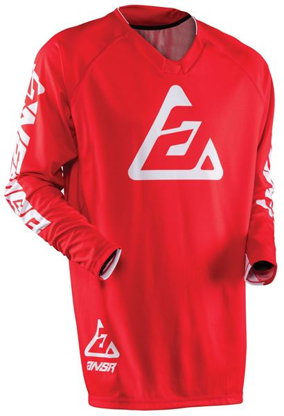 Picture of Answer Elite solid Red