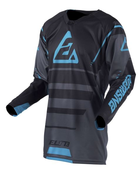 Picture of Answer Elite force Grey/Black/Blue