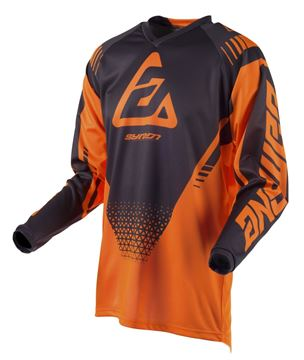 Picture of Answer Syncron drift Youth Orange/Charcoal
