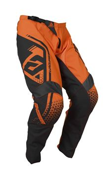 Afbeeldingen van Answer syncron drift pants Youth - Orange/Black