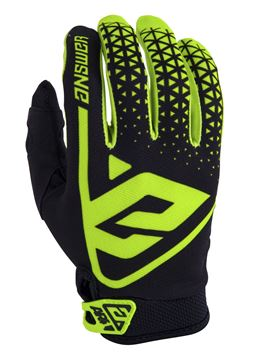 Afbeeldingen van Answer AR1 Youth Gloves - Acid/Black