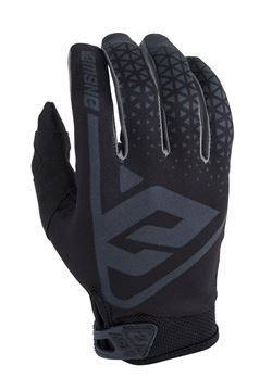 Afbeeldingen van Answer AR1 Youth Gloves - Grey/Black