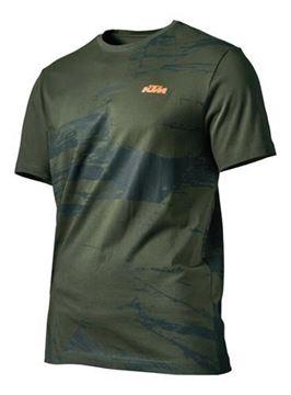 Afbeeldingen van KTM Unbound t-shirt Green - 3pw1986101