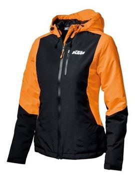 Picture of KTM Women Orange jacket - 3pw1981301
