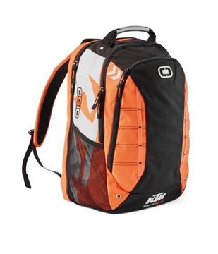 Afbeeldingen van KTM corporate Circuit bag - 3pw1970300