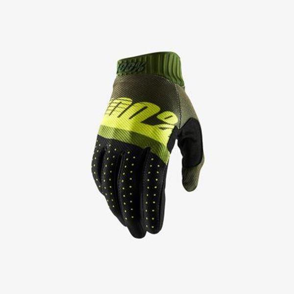 Afbeelding van 100% Handschoen RideFit - Army green