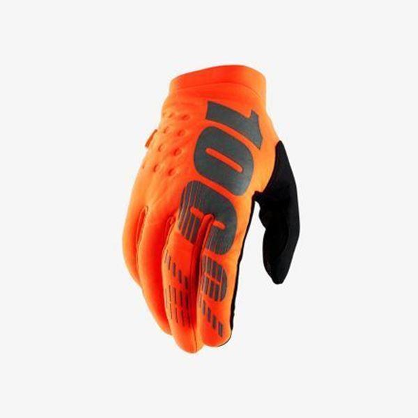 Picture of 100% Handschoen Brisker - Orange