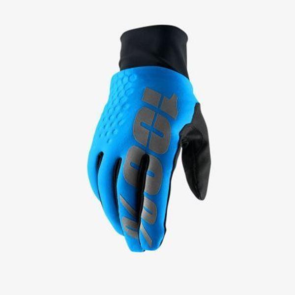 Afbeelding van 100% Handschoen Hydromatic - Blue