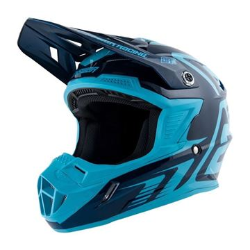 Afbeeldingen van Answer AR1 Youth Helmet - Astana/Reflex