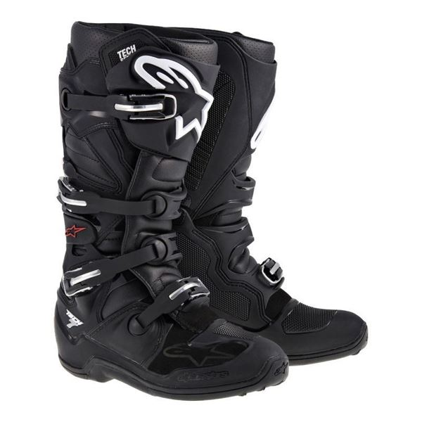 Picture of TECH 7  MX BOOT - Black