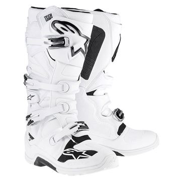 Picture of TECH 7  MX BOOT - White