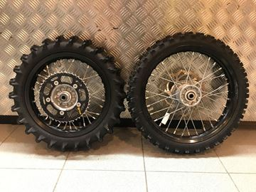 Picture of Wielenset ktm sx 65 14/12 inch