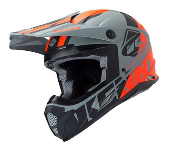 Picture of ADULT TRACK HELMET GREY