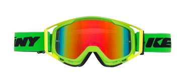 Picture of ADULT PERFORMANCE GOGGLES NEON GREEN NEON YELLOW