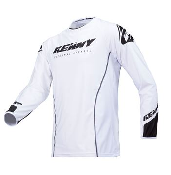 Picture of ADULT TITANIUM JERSEY WHITE